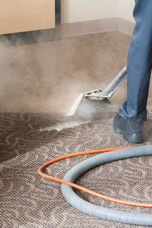 Commercial Steam Cleaning