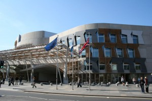 Scottish Parliament Cleaners to get living wage