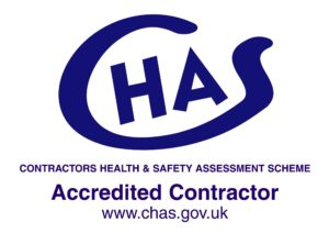 CHAS Logo Accredited